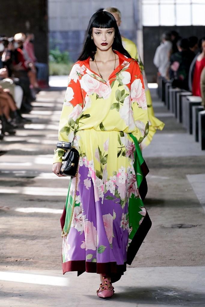 VALENTINO SPRING/ SUMMER 2021 WOMENSWEAR - Beauty Fashion Week